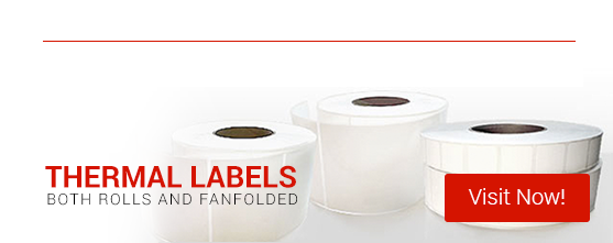 Labels on Time, A Division of Worldlabel Thermal Labels, both rolls and fanfolded
