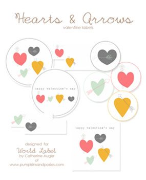 Worldlabel\'s Free Pre-Designed Label Templates