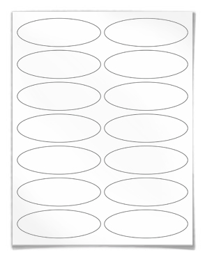 photo regarding Oval Printable Labels referred to as All label Template Measurements. Totally free label templates towards obtain.