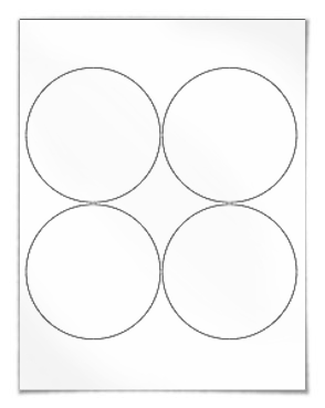 graphic regarding Circle Template Printable identified as All label Template Measurements. Free of charge label templates towards obtain.