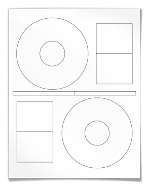 Cd templates cd label templates dvd templates for free for Fellowes neato templates