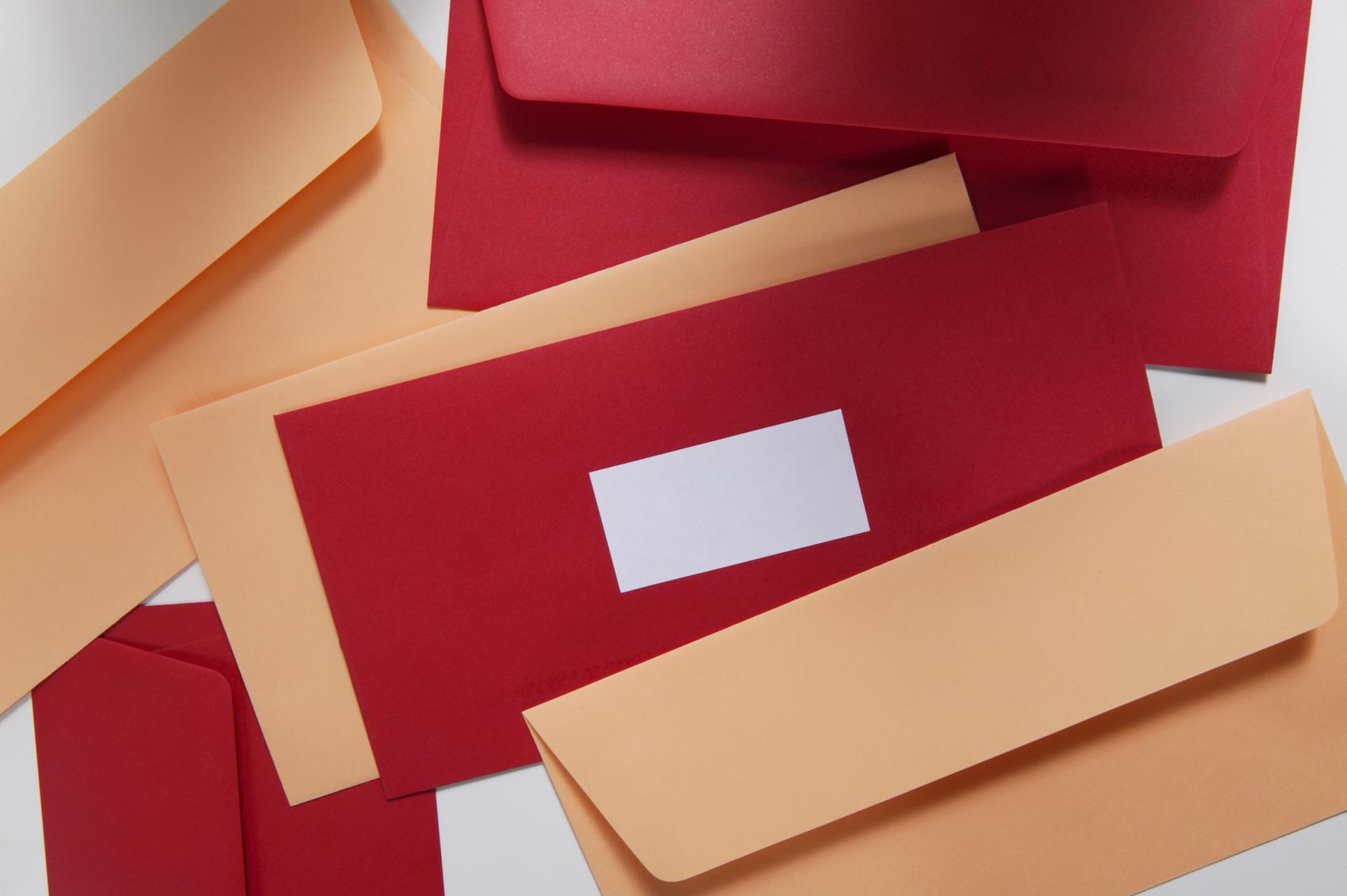 labels for your envelopes