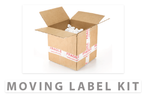 carton moving label template