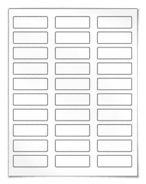 Buy sticker paper labels on 8 5 x 11