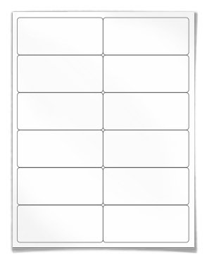 Download free label templates for libreoffice openoffice 4 x 175 12 labels per sheet pronofoot35fo Gallery